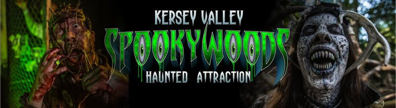 Kersey Valley is just minutes from Greensboro, NC. Join us for an epic day of adventure with Spookywoods, Laser Tag, Zip Line Rides, or our Escape Rooms!